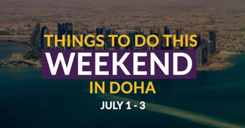 Things to do this weekend: July 1 – 3, 2021