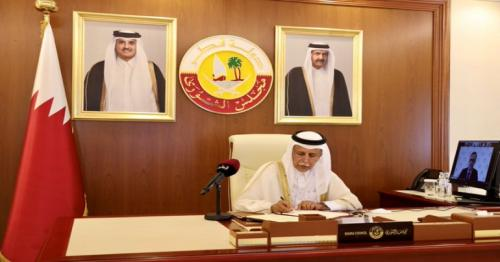 Shura Council, Inter-Parliamentary Union signs MoU to promote global peace for sustainable development