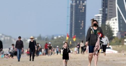 Australia Covid: Seventh city locks down amid vaccine chaos