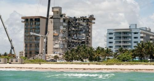 Miami building collapse: Letter in April warned of worsening damage