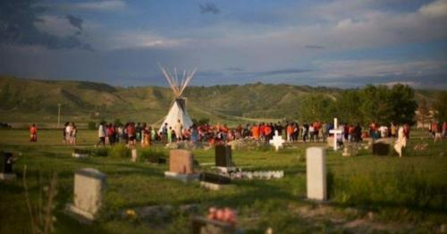 Nearly 200 unmarked graves found near Canada residential school