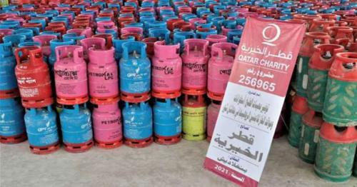 QC provides relief aids to Rohingya refugees in Bangladesh
