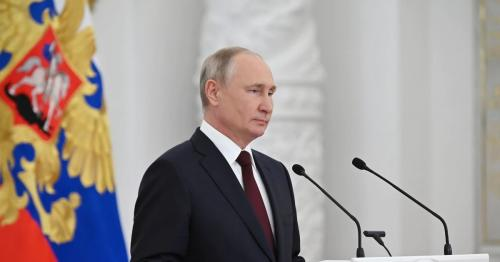 Putin says the time will come when he names his possible successor