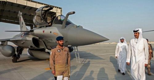 Qatar to train air force in Turkey under new deal