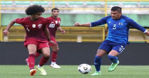 Qatar beats El Salvador in friendly match