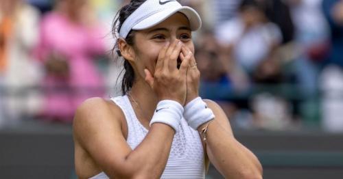 Wimbledon 2021: British wildcard Emma Raducanu headlines Court One on day seven