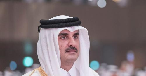 Qatar's Amir Sends Condolences to President of Philippines