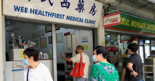 Singapore not counting Sinovac shots in COVID-19 vaccination tally