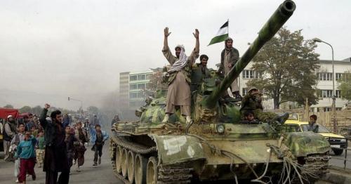 Taliban battle their way into western Afghan city