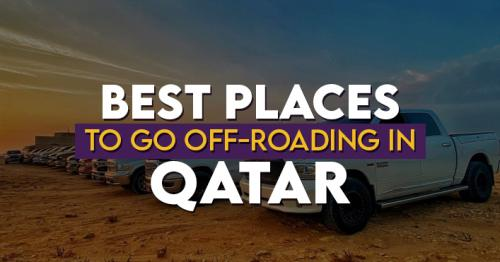 Best Places To Go Off-Roading In Qatar