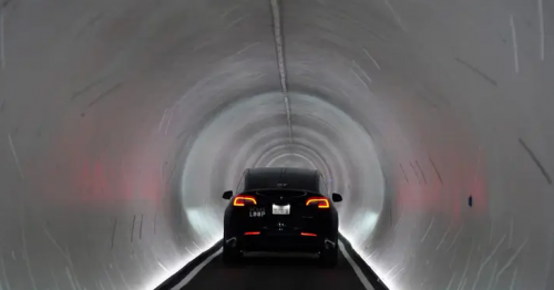 Musk's Boring Company bids to build transit tunnel in Florida