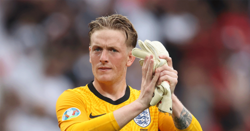 Pickford breaks England goalkeeper record stretching back to 1966
