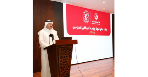 Undersecretary of the Ministry of Commerce and Industry Affirms Keenness of Wise Leadership to Combat Corruption