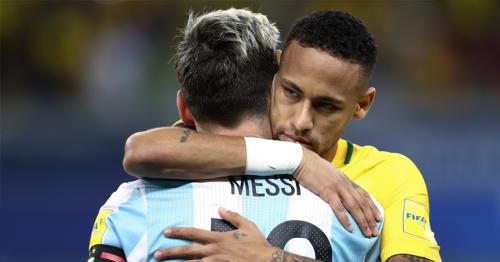 Messi, Neymar to battle in dream Copa America final