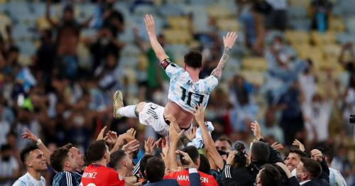 Argentina beat Brazil 1-0 to win Copa America, 1st major title in 28 yrs