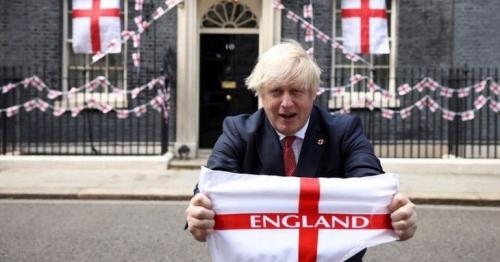 Euro 2020: Queen and Boris Johnson wish England well as final looms