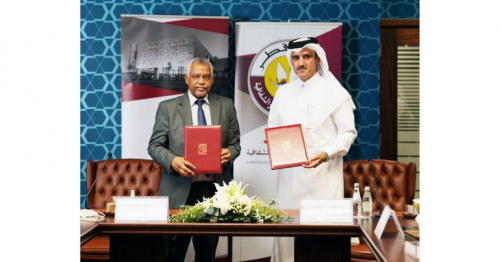 Transparency Authority and Doha Institute for Graduate Studies signs MoU