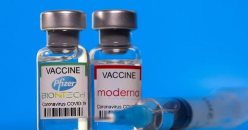 Heart inflammation link to Pfizer and Moderna jabs
