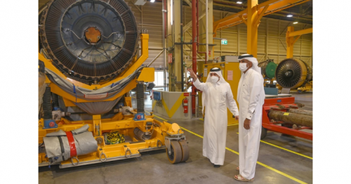 Prime Minister tours HIA and Doha Airport to see expansion and development projects