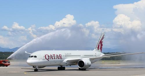 Qatar says UN has given initial okay for control of its own airspace