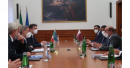 Transport Minister Meets Italian Minister of Sustainable Infrastructures and Mobility